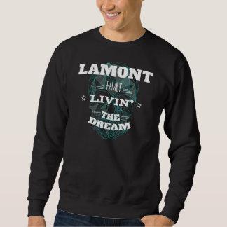 LAMONT Family Livin' The Dream. T-shirt