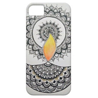 Lamp of experience iPhone 5 cover