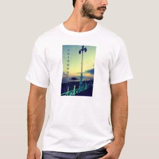 Lamp post in Brighton, UK T-Shirt