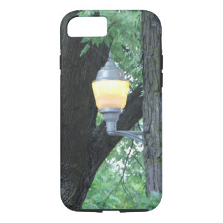 Lamp Post in Tree iPhone 7 Case