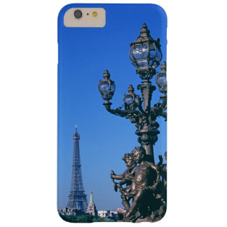 Lamp post on Pont Alexandre III Bridge and Barely There iPhone 6 Plus Case