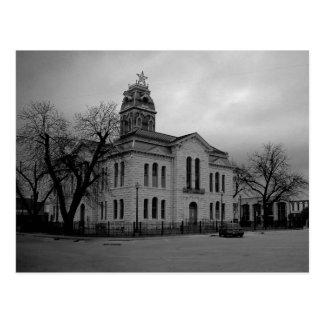 Lampasas County Courthouse (Texas) Post Card