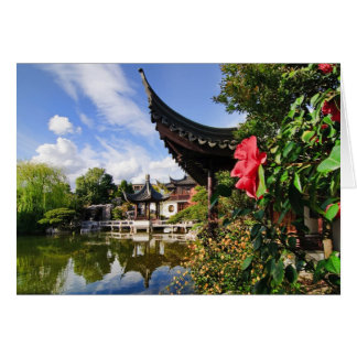 Lan Su Chinese Garden Card