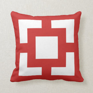 """Lanai"" Breeze-Block Pillow"