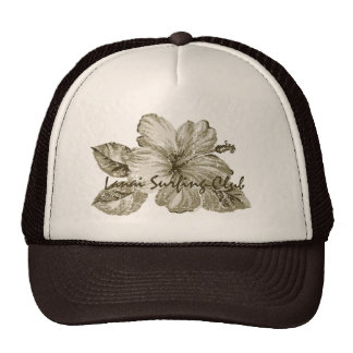 Lanai Surfing Club Trucker Hat