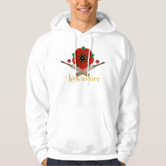Lancashire County Cricket Hoodie