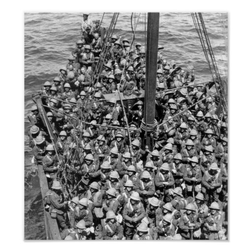 Lancashire Fusiliers at Gallipoli Posters