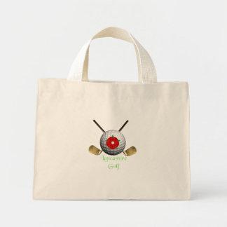 Lancashire Golf Logo Bag