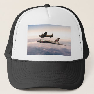 Lancaster and Vulcan Trucker Hat