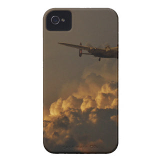 Lancaster bomber STORM Case-Mate iPhone 4 Cases