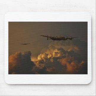Lancaster bomber STORM Mouse Pad