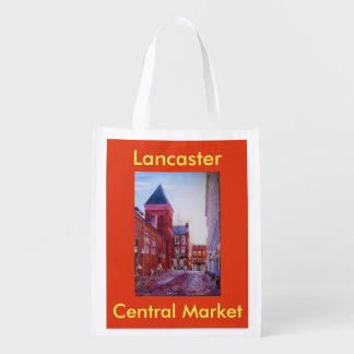 Lancaster Central Market Reusable Grocery Bag