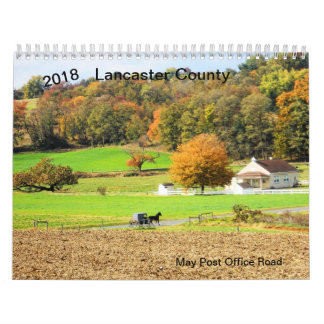 Lancaster County Calendars