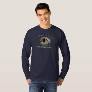 Lancaster County -- long sleeve shirt - sourvenir
