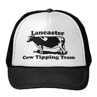 Lancaster Cow Tipping Team Mesh Hat