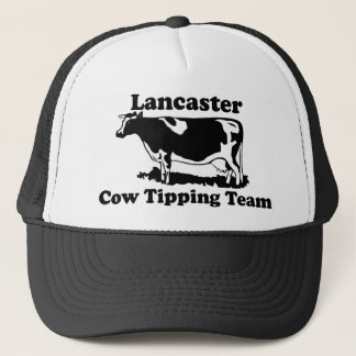 Lancaster Cow Tipping Team Trucker Hat