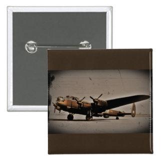 Lancaster Heavy Bomber Pins