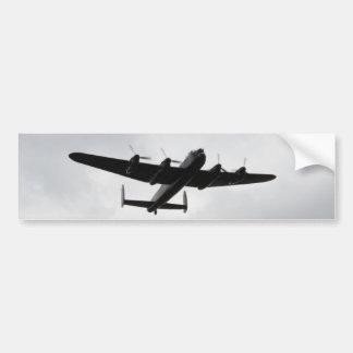 Lancaster Heavy Bomber Bumper Sticker