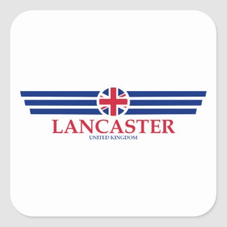 Lancaster Square Sticker