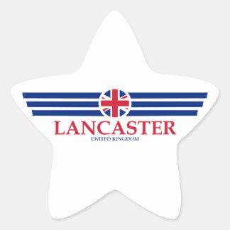Lancaster Star Sticker