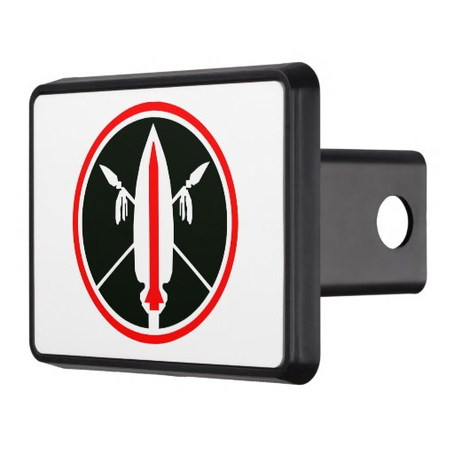 Lance Missile Trailer Hitch Trailer Hitch Cover