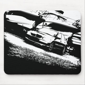 Lancer Evoluion Mouse Pad