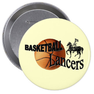 Lancers Basketball Button