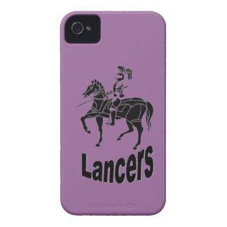 LANCERS BlackBerry Bold Case
