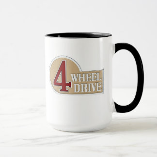Land Cruiser 4 Wheel Drive Mug