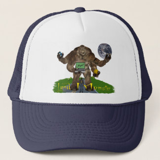 Land Monster Trucker Hat