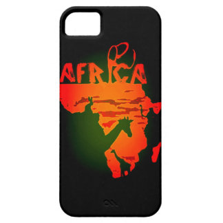 LAND OF AFRICA iPhone 5 CASE