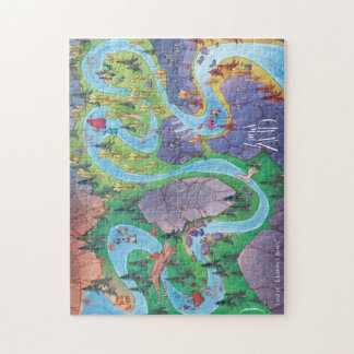 Land of AND Map Puzzle