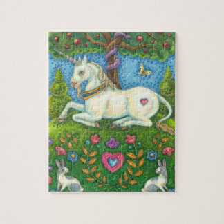 Land Of Eden Unicorn PUZZLE Susan Brack
