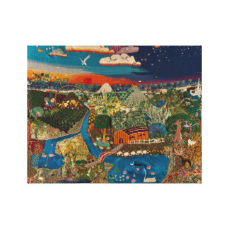 land of hope canvas print