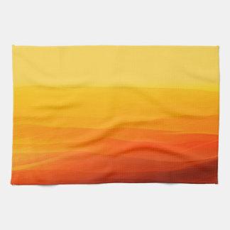 Land of Sand Tea Towel