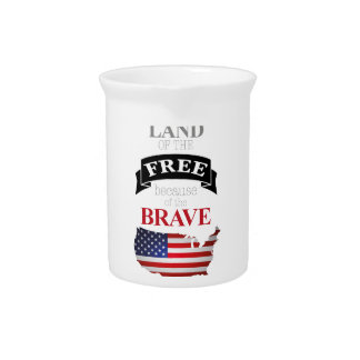 Land of the free because of the brave pitcher