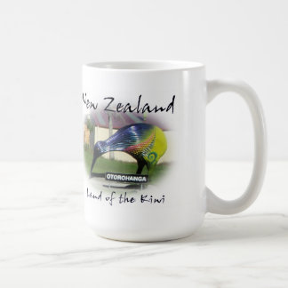 Land of the Kiwi mug