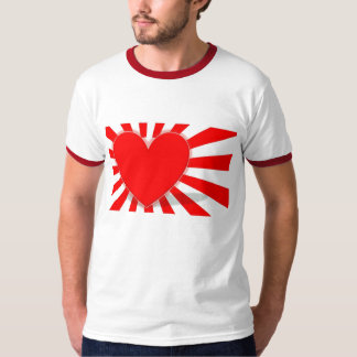 Land of The Rising Love T-Shirt