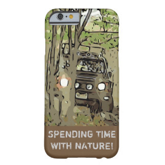 LAND Rover Defender 90 - TIME with NATURE Barely There iPhone 6 Case