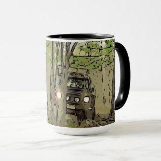 LAND Rover Defender 90 - TIME with NATURE Mug