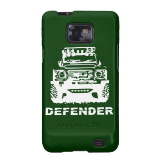 Land Rover Defender Classic Vintage Hiking Duck Galaxy SII Covers