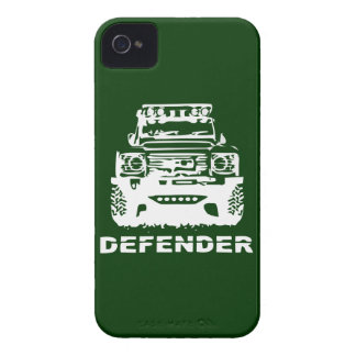 Land Rover Defender Classic Vintage Hiking Duck Case-Mate iPhone 4 Cases