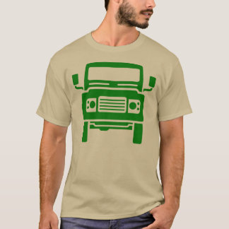 Land Rover illustration (green) T-Shirt