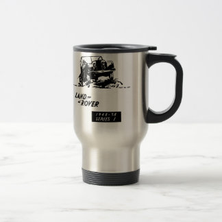 Land Rover Vintage series 1 Mug