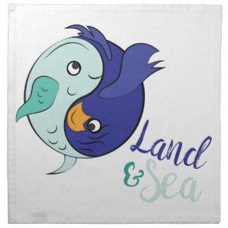 Land & Sea Napkin
