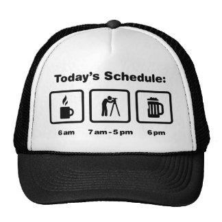 Land Surveyor Trucker Hats