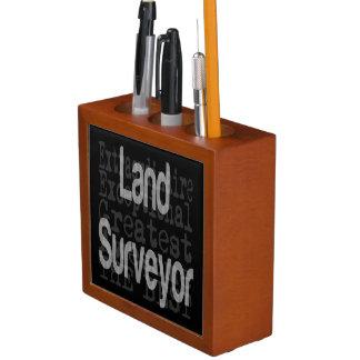 Land Surveyor Extraordinaire Desk Organiser