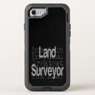 Land Surveyor Extraordinaire OtterBox Defender iPhone 8/7 Case
