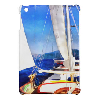 Land Was Created For Boats To Visit iPad Mini Case
