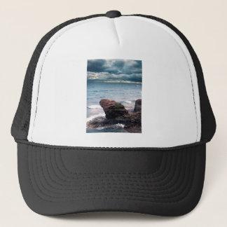 Land Water Sky Trucker Hat